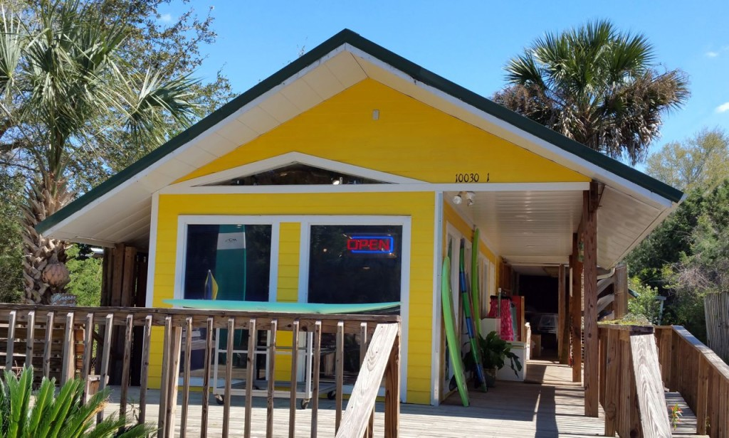 Welcome to Fort George Surf Shop!